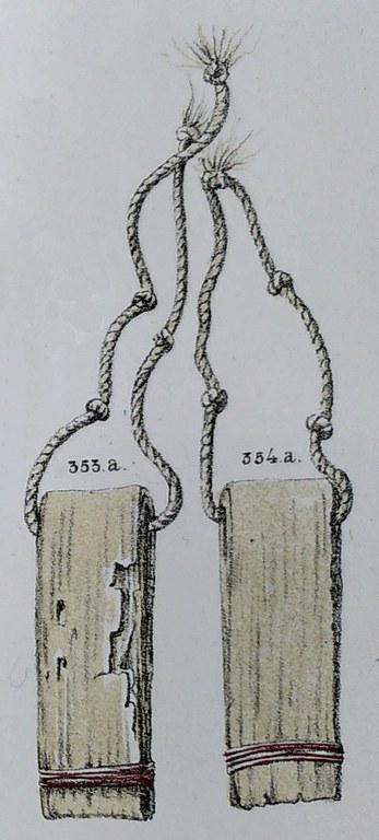 Arrangement von Leiden I 353 und 354
